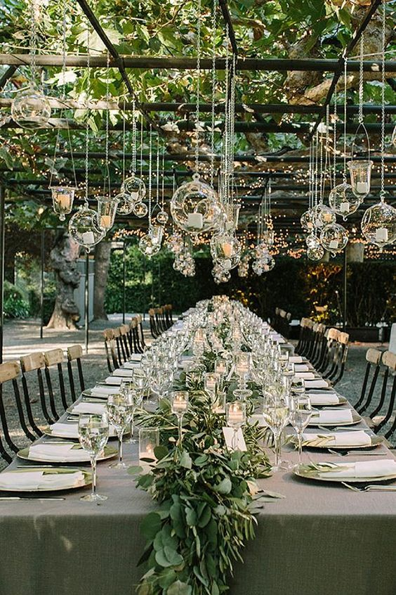 Hanging Decorations for boho wedding