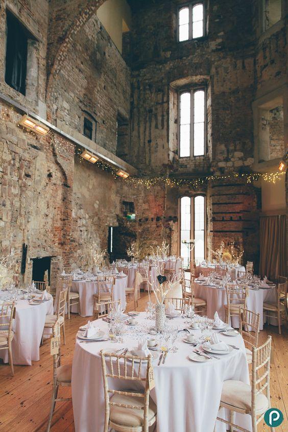 Lulworth Castle Wedding Venue