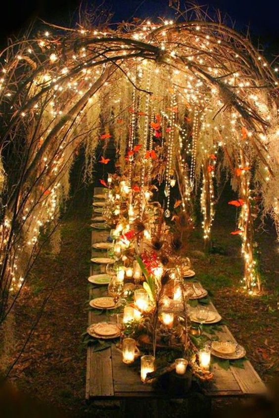 20 Gorgeous Boho Wedding D 233 Cor Ideas On Pinterest