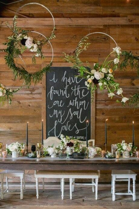 Old Door Wedding Decor Ideas To Make Your Outdoor Country Weddings Unforgettable