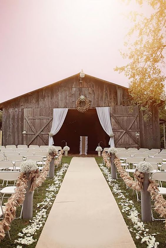 19 must see rustic wedding venue ideas for Places to have a small wedding