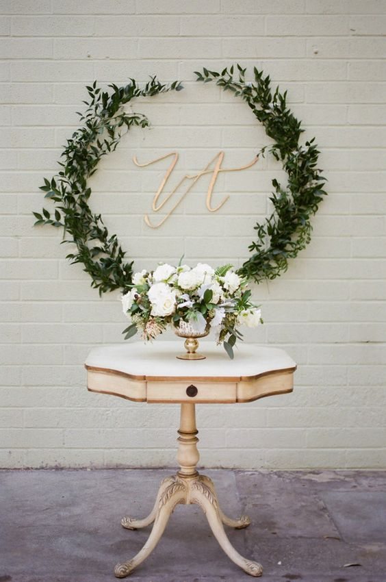 Romantic organic wedding at Elysian LA