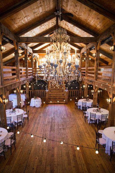 Rustic Massachusetts Barn Wedding