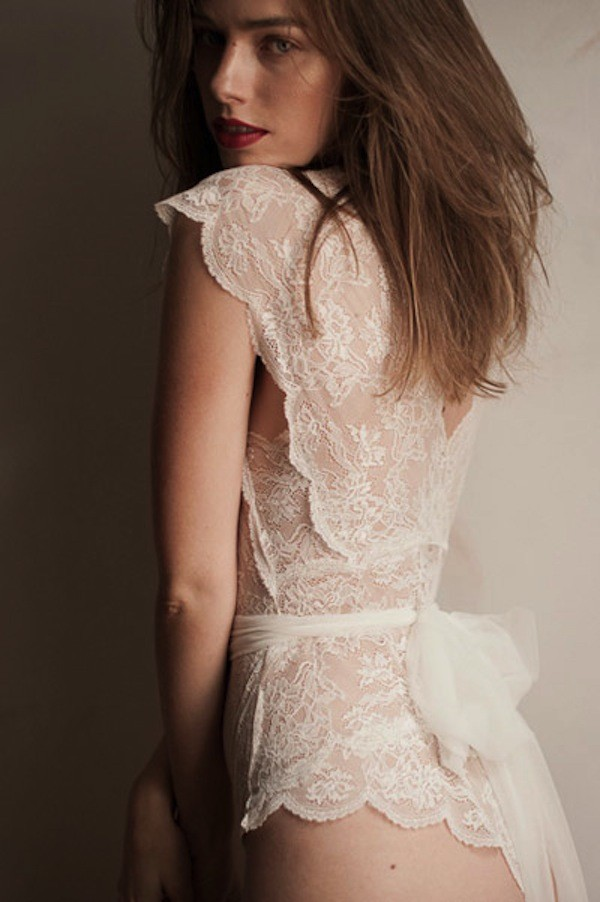Sexy-Classy Bridal Lingerie to Wear