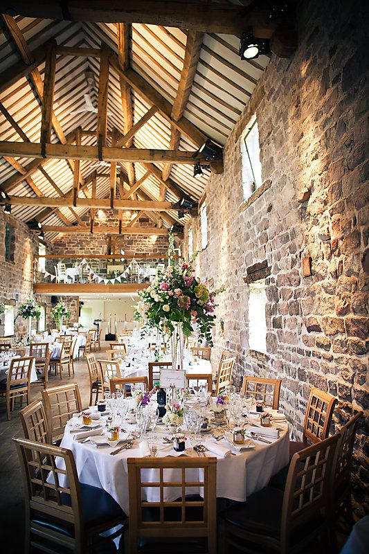 Vintage Style Bunting And Beautiful Lace Decoration Ideas Wedding Private Last Dance At Barn Venue