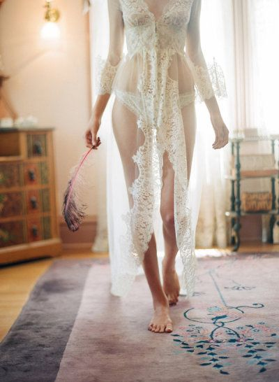Vintage inspired lingerie perfection