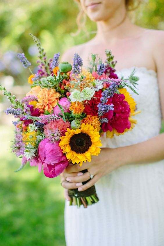 Wedding Bouquet Ideas by BridesMagazine