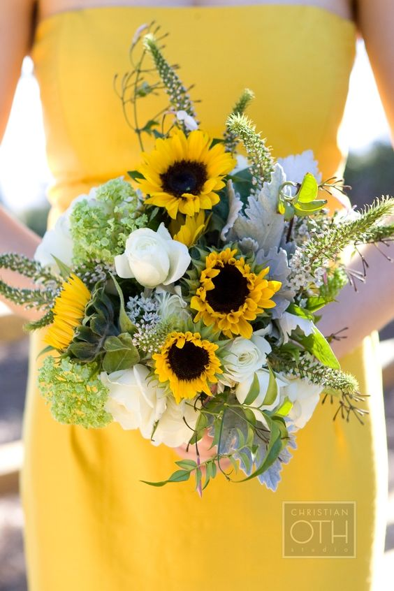 Yellow Wedding by Christian Oth and Fete