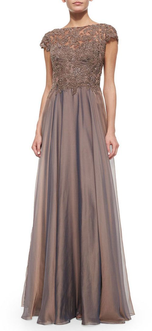 Fall Winter Mother of the Bride Dresses