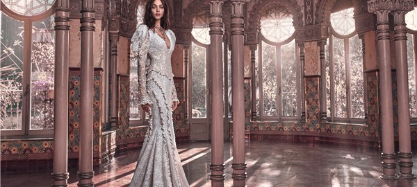 Galia Lahav Wedding Dresses 2018 Victorian Affinity Collection - Charlie