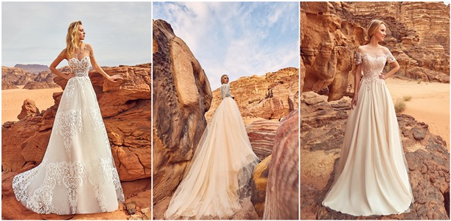 Newest Oksana Mukha 2018 Wedding Dresses Collection