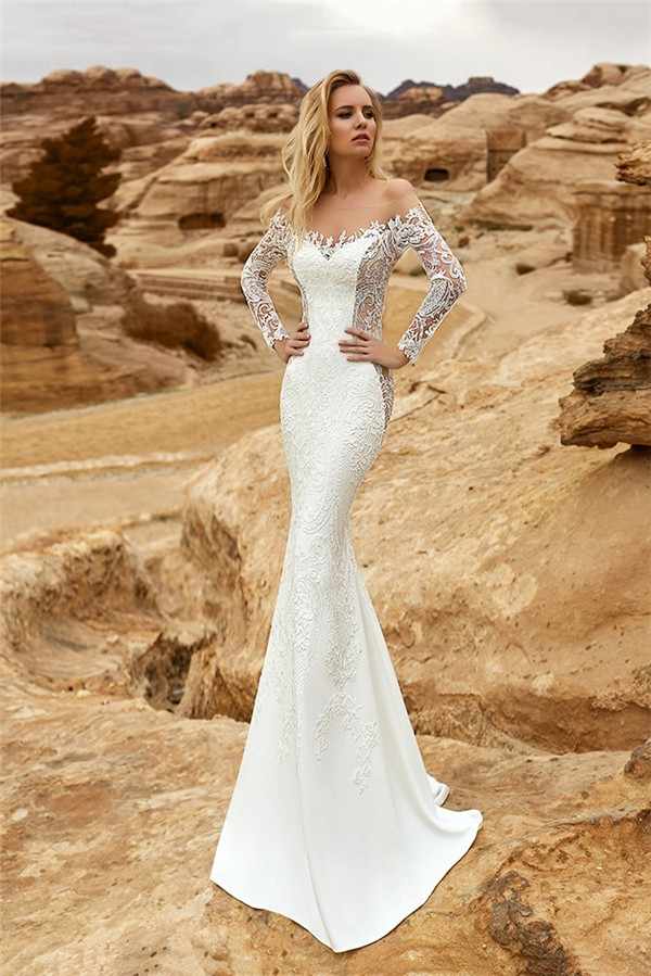 Oksana Mukha 2018 Wedding Dresses Collection -Amadea-1