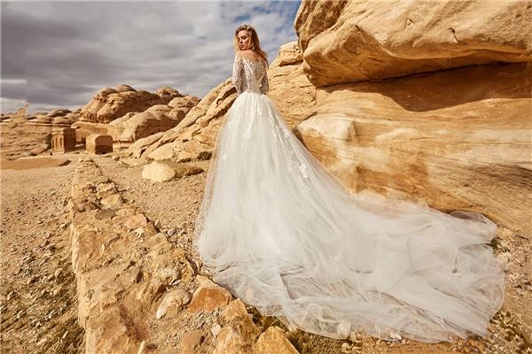 Oksana Mukha 2018 Wedding Dresses Collection -Amadea-2