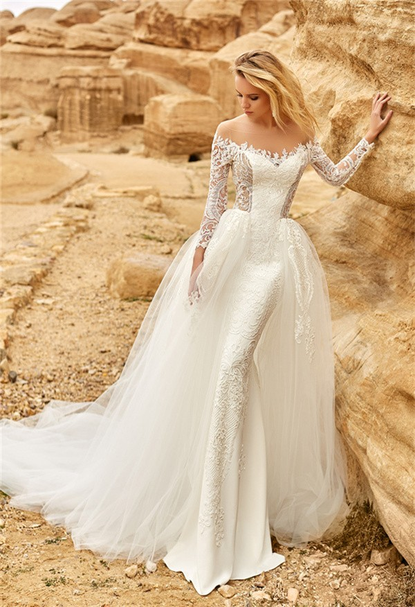 Oksana Mukha 2018 Wedding Dresses Collection -Amadea