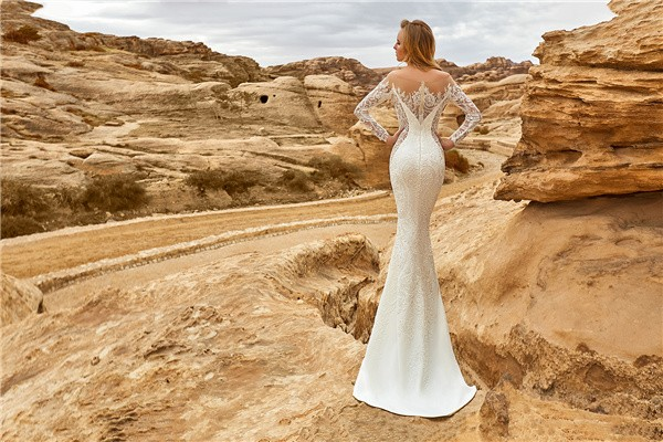 Oksana Mukha 2018 Wedding Dresses Collection -amadea-1-2