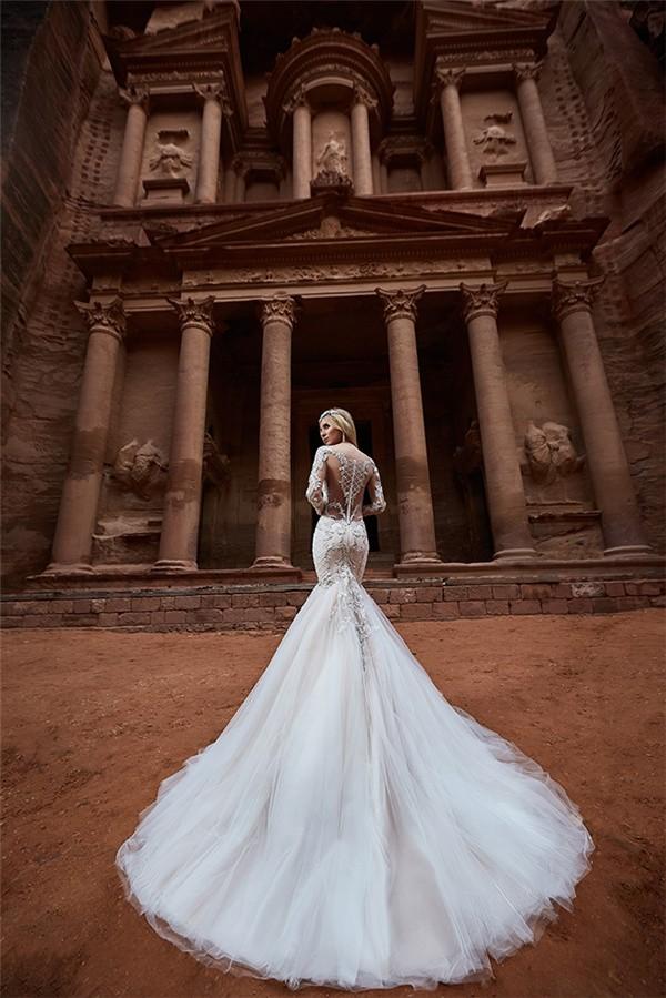 Oksana Mukha 2018 Wedding Dresses Collection -amani-2