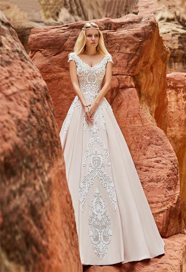 Oksana Mukha 2018 Wedding Dresses Collection -isadora