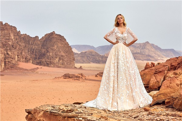 Oksana Mukha 2018 Wedding Dresses Collection -jadice-2