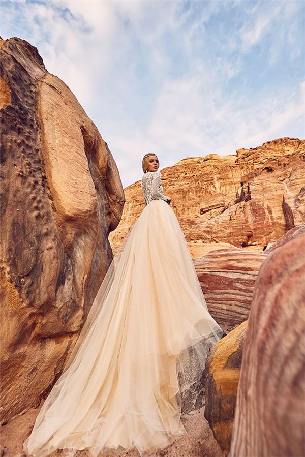 Oksana Mukha 2018 Wedding Dresses Collection -khalisa