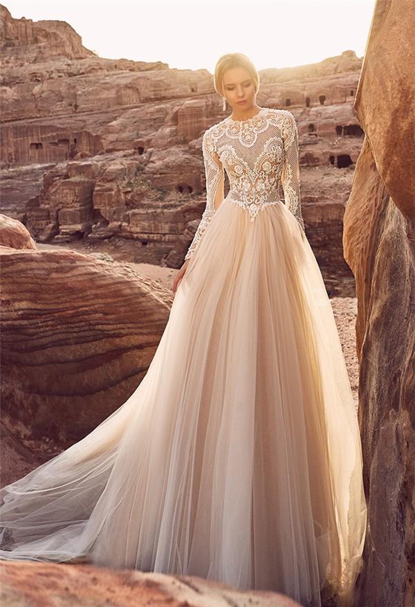 Oksana Mukha 2018 Wedding Dresses Collection -khalissa-2