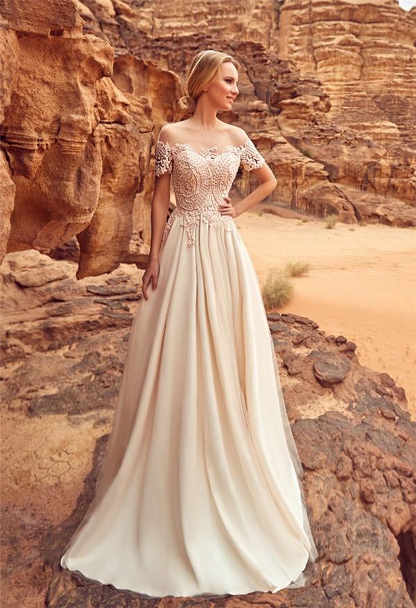 Oksana Mukha 2018 Wedding Dresses Collection -libia