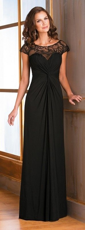 Pretty Mother of the bride or bridesmaid dress