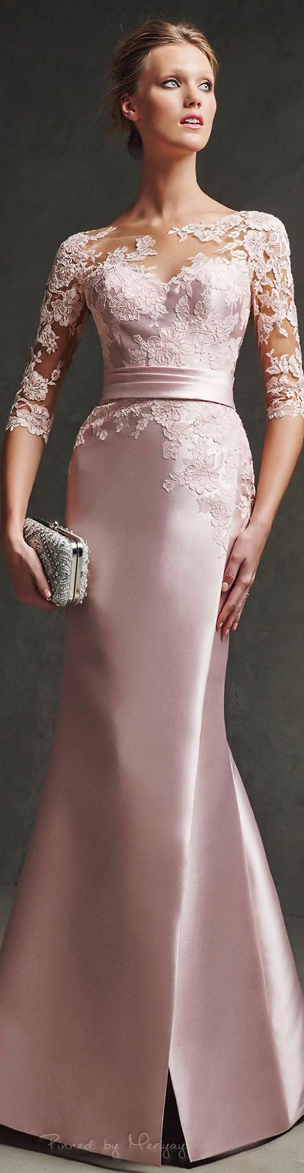 18 Long Length Mother Of The Bride And Groom Dresses Page 2