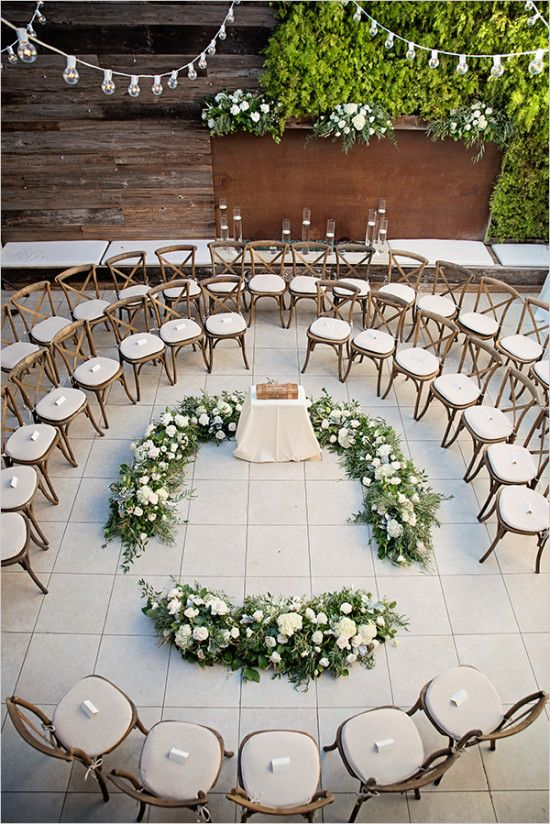 Beautiful ceremony decorations for outdoor weddings images styles 25 rustic outdoor wedding ceremony decorations ideas junglespirit Gallery