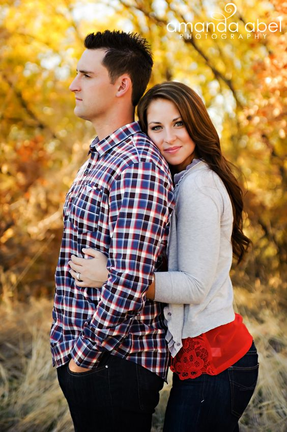 23 Creative Fall Engagement Photo Shoots Ideas I Should've ... Fall Bridal Shower Themes