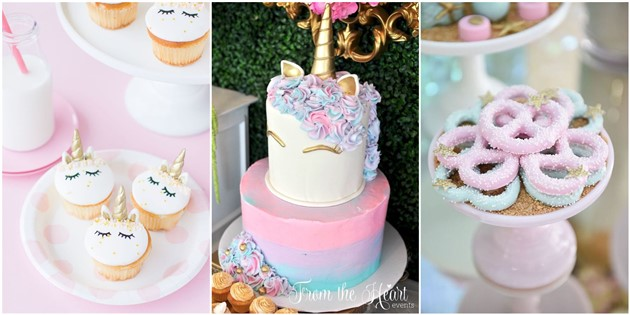 23 Unicorn Bridal Shower Party Ideas
