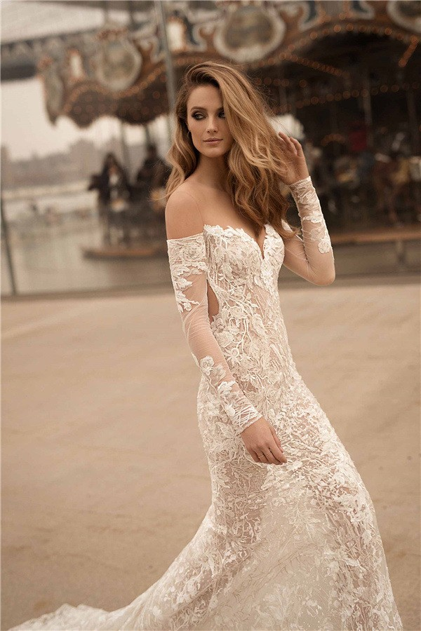 Latest Berta Wedding Dresses 2018 Spring Collection Page 2