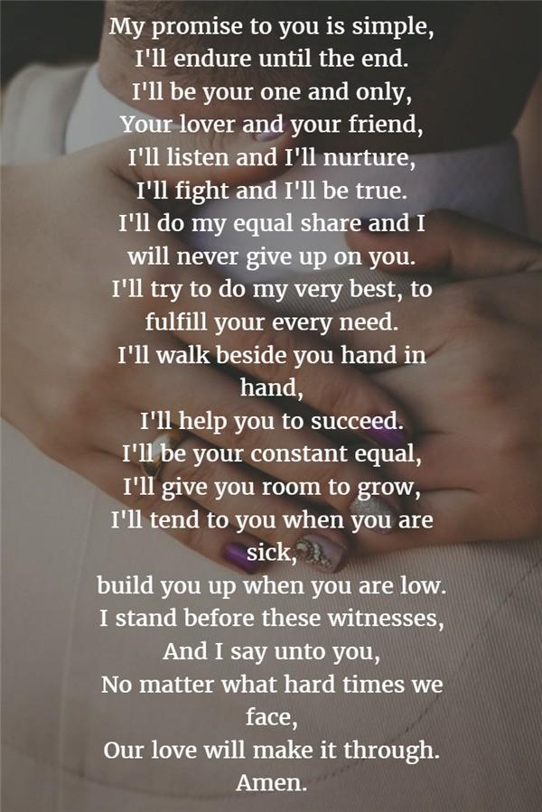 Love Vows