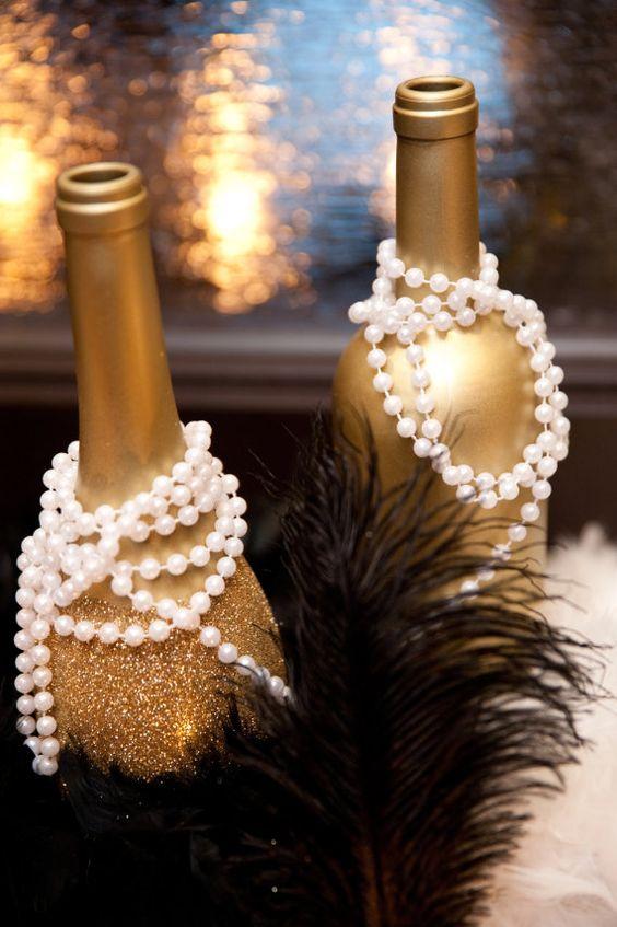 Roaring Twenties for Great Gatsby Wedding