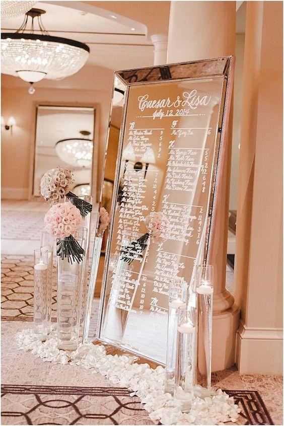 The most beautiful Mirror Wedding Ideas Photographer Jana Williams