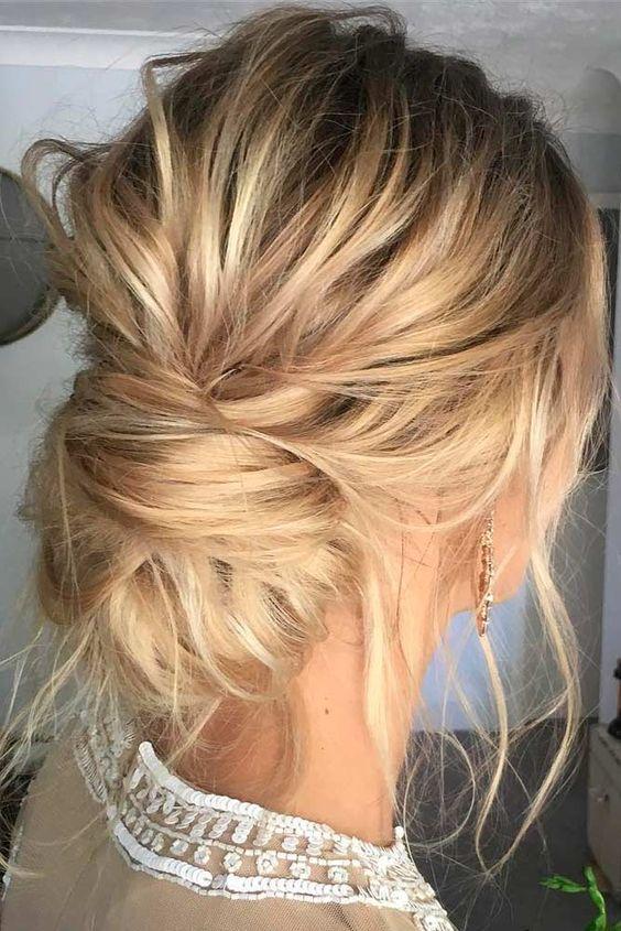 Trendy Updo Hairstyles for Medium Length Hair
