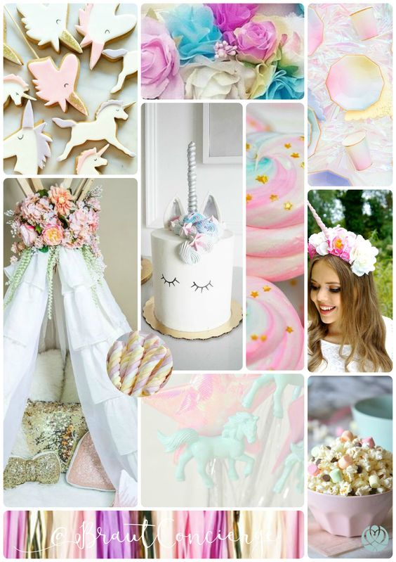 23 Unicorn Bridal Shower Party Ideas Page 2