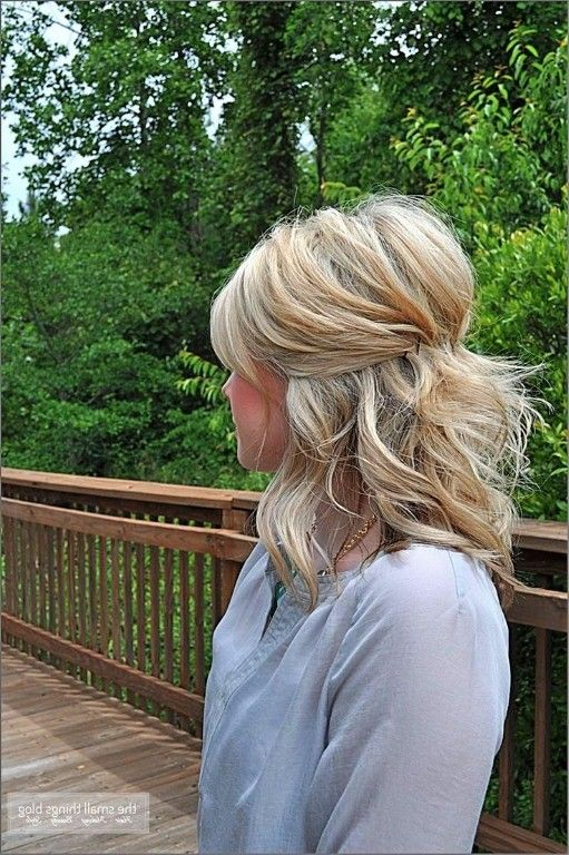 24 Lovely Medium-length Hairstyles For Fall Weddings - Page 2