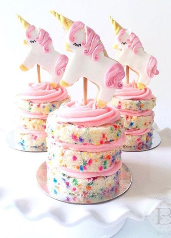 add unicorn magic to your bridal shower