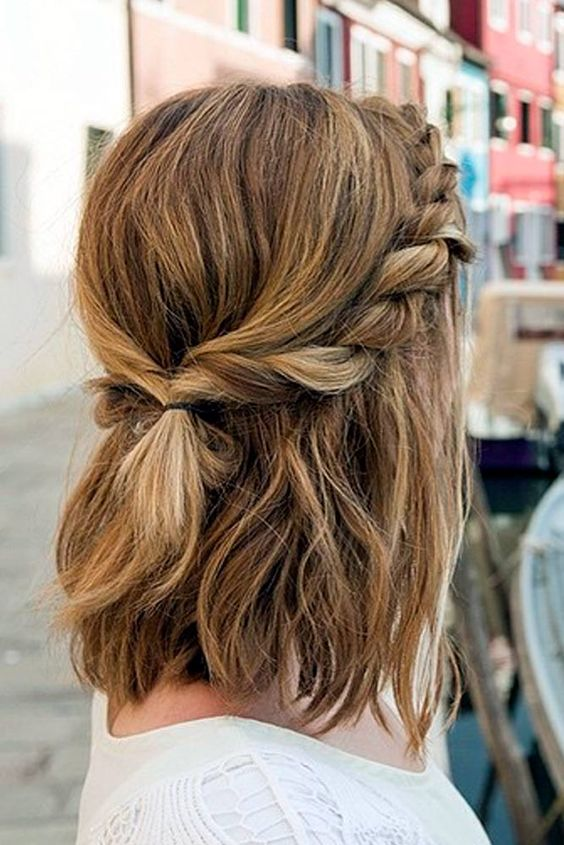 collection of medium length hairstyles