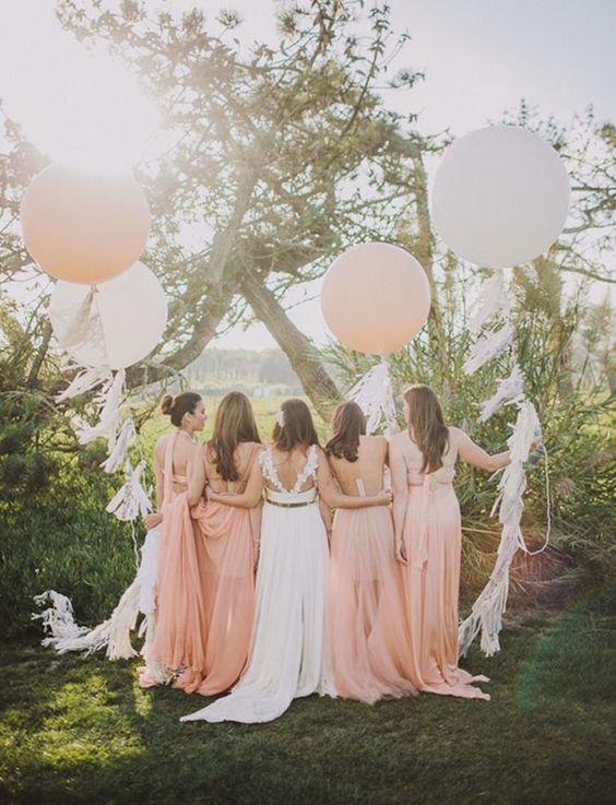 Balloons to Wedding Planning