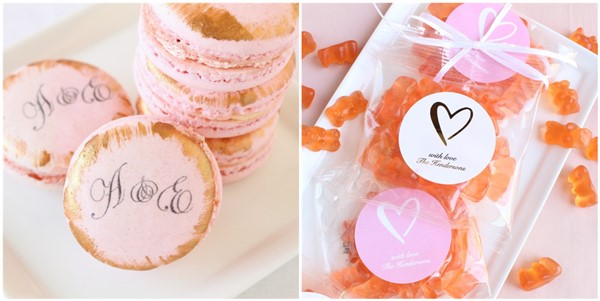 32 budget friendly edible wedding favor ideas that inspire junglespirit Choice Image