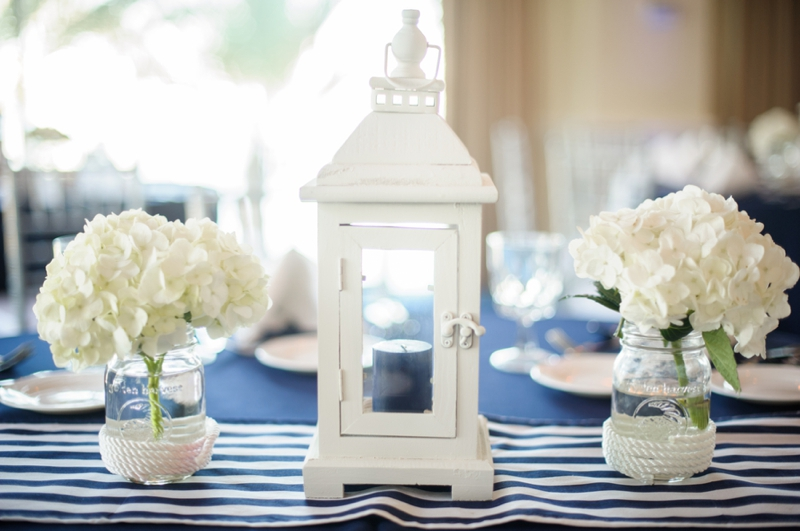 Classic Nautical Florida Wedding