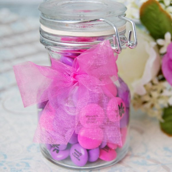 Personalized Wedding Mint Chocolate Candy