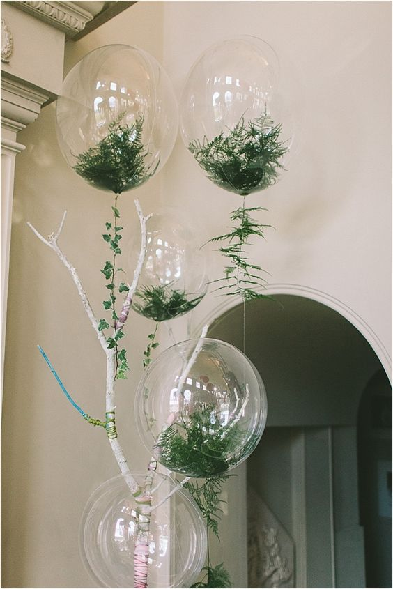 PrettyPerfect Balloon Decor Ideas