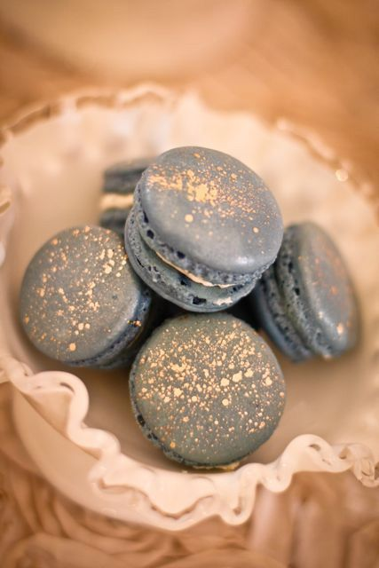 Slate and Dusty Blue Wedding Ideas