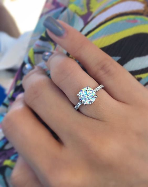 amazing engagement ring