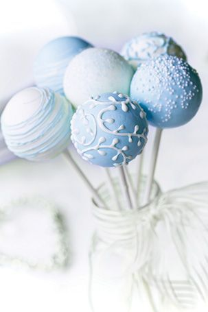 dusty blue wedding props