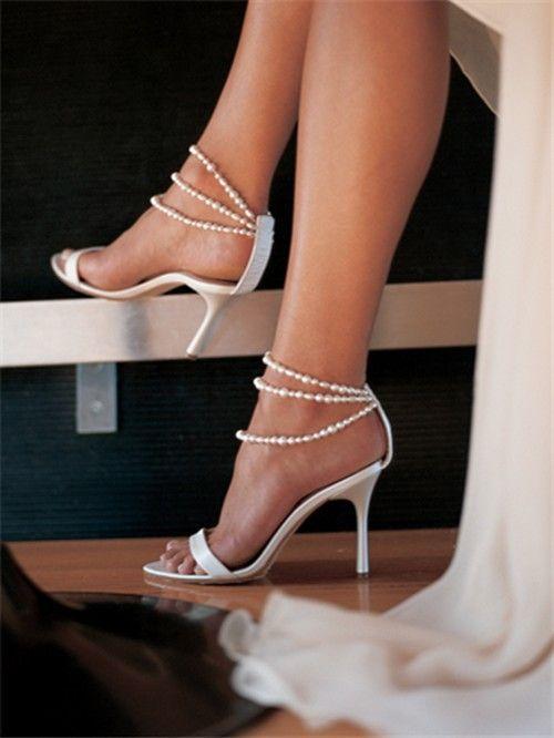 simple rustic wedding shoes