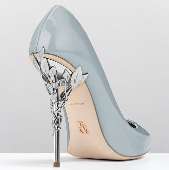 special sexy wedding shoes