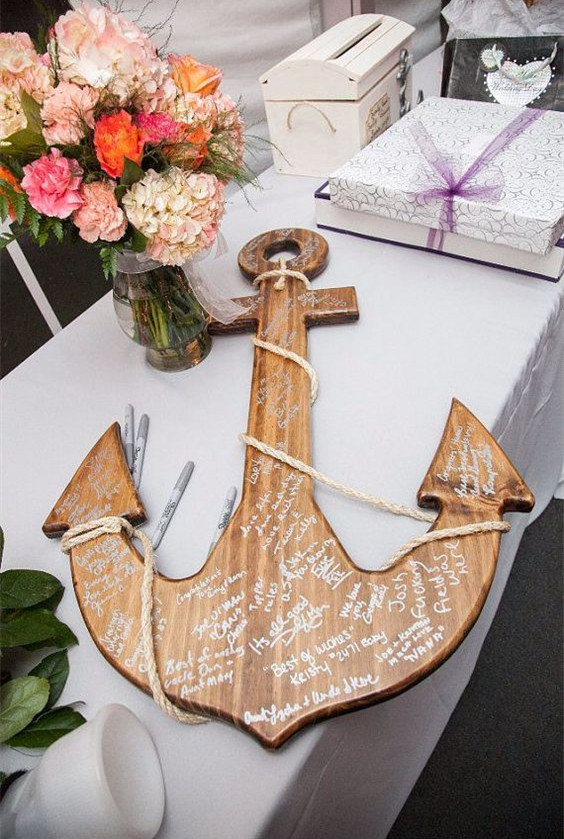 24 Nautical Wedding Ideas to Rock Your Big Day Page 2